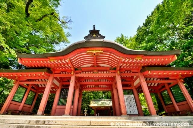 香取神宮の総門
