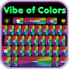 The vibe of Colors - Keyboard Theme icon
