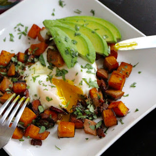 Sweet Potato Breakfast Hash.