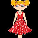 Dress up Princess for kids icon
