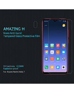 Nillkin Amazing H Screenprotector for Xiaomi Redmi Note 7