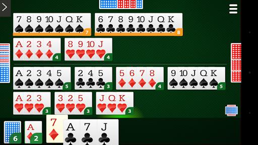 Card Games - Canasta, Burraco screenshots 2