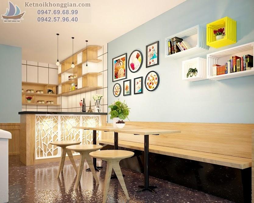 thiết kế quán cafe diện tích nhỏ chuyên nghiệp