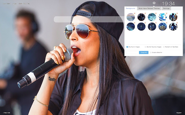 Lilly Singh HD Wallpapers New Tab