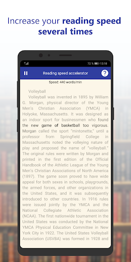 ReaderPro - Speed reading and brain development screenshot 3