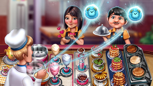 Cooking Team - Chef's Roger Restaurant Games screenshot 1