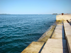 Photo: Zadar - Organy Morskie - Chorwacja