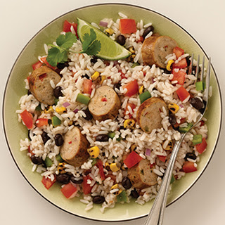 Spicy Jalapeno Fiesta Rice Bowl