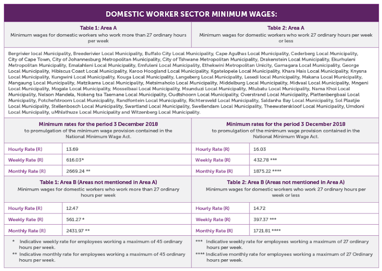 State-sanctioned salary hike for domestic workers now in effect