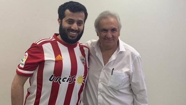 Turki con Alfonso García aquel famoso 2 de agosto de 2019.