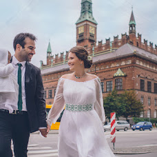 Wedding photographer Nataly Dauer (Dauer). Photo of 17.09.2017