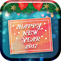 Happy New Year 2017 Greetings icon