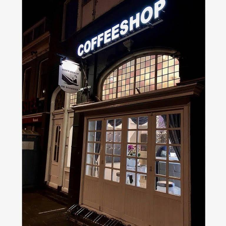 Coffeeshop De Schavuit - Koffiebar in Groningen