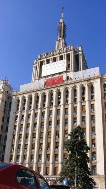 Bucharest highlight