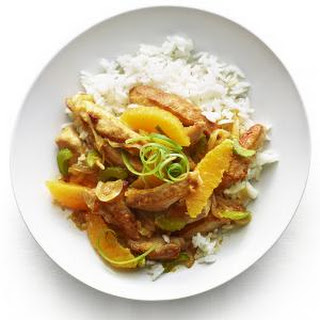 Orange Lemon Chicken