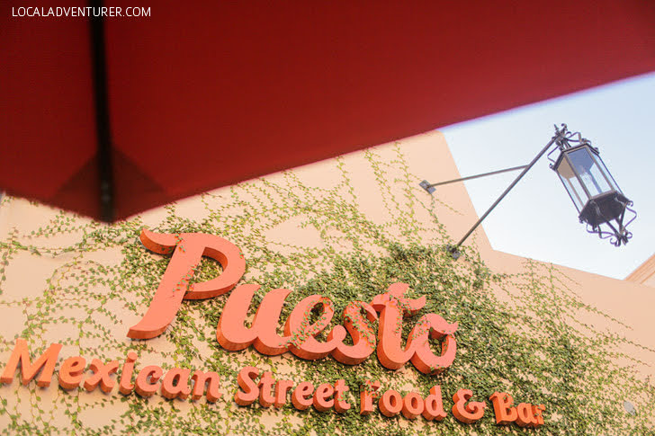 Puesto Mexican Street Food - Best Places to Eat in San Diego.
