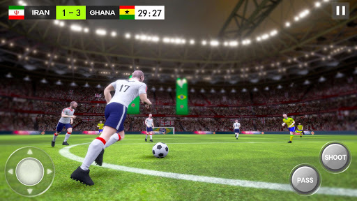 Football Hero - Dodge, pass, shoot and get scored 1.0.1 21