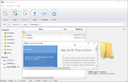 thumbapps.org B1 Free Archiver, Portable Edition