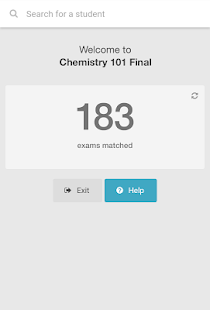 Exam Matcher- screenshot thumbnail