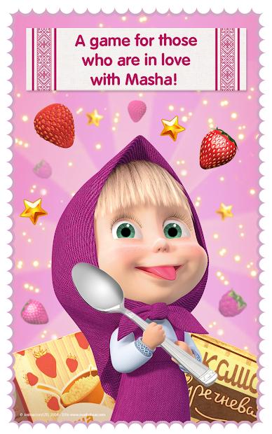Masha and Bear: Cooking Dash screenshot 15