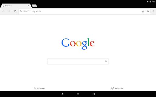 Chrome – браузер от Google screenshot
