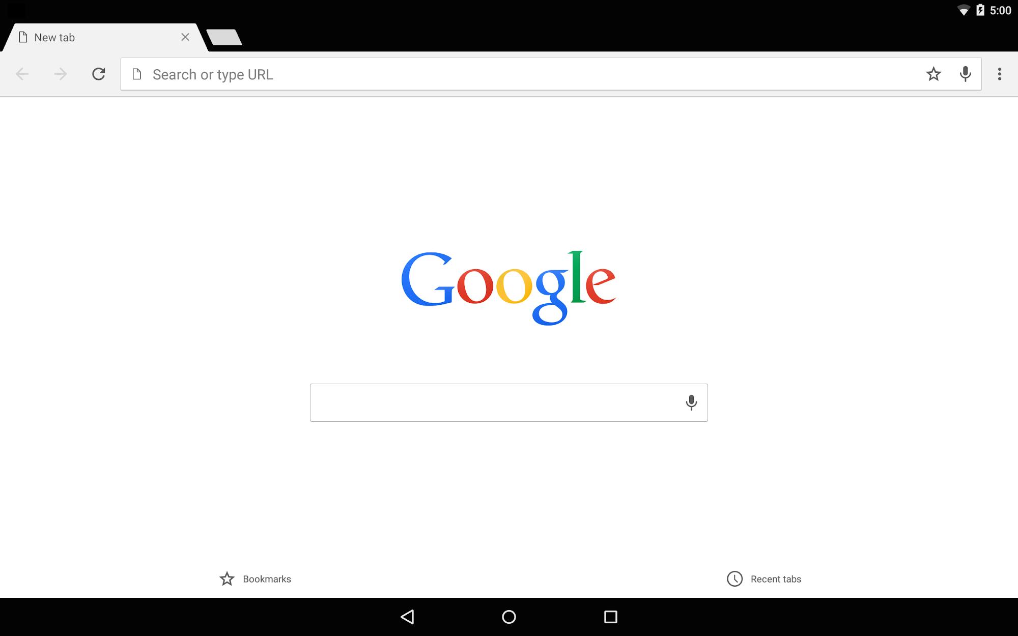 Chrome Browser - Google screenshot #7