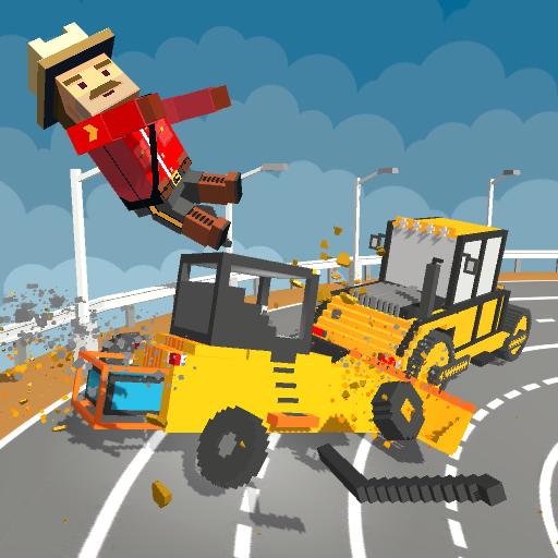 Construction Trucks Demolition