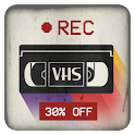 VHS Camera Recorder icon