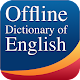 Offline English Dictionary Download on Windows