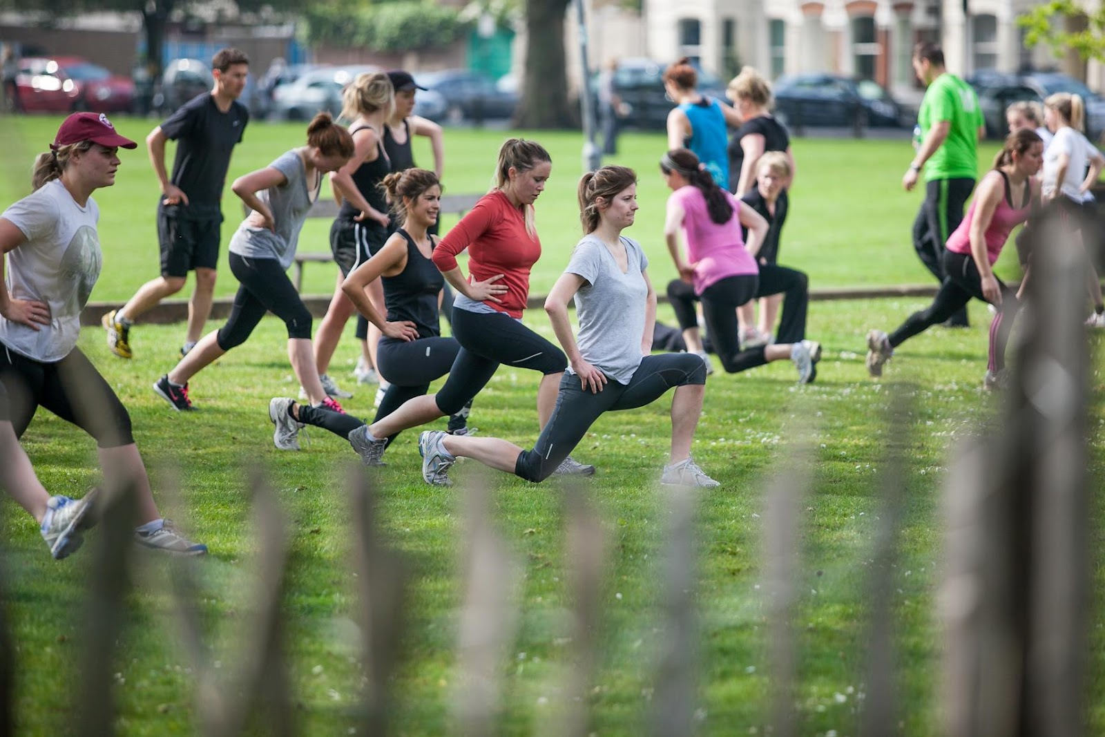Swift Fitness | GoSweat | The 4 Best Battersea Bootcamps