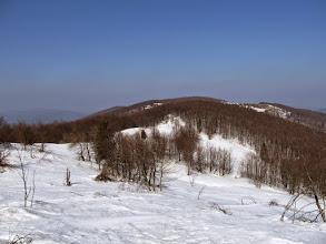 Photo: 24.Małe Jasło (1097 m) z okolic Szczawnika.