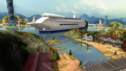 Tourist Transport Ship Game - Cruise Ship Driving for PC