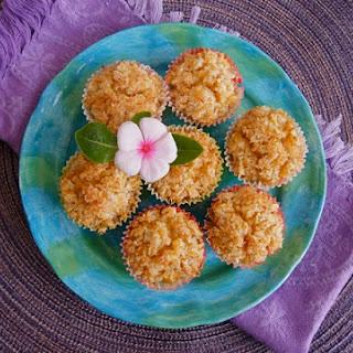 Lemon Coconut Muffins {Gluten-Free}