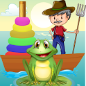 Mind Games & Frog Jump & Cross River & Hanoi Tower icon