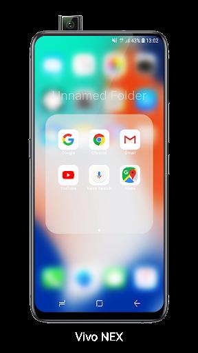 Launcher iOS 12 2.2.9 screenshots 4