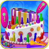 Cosmetic Box Cake Cooking Android APK Download Free By High On Games