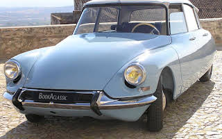 Citroën Ds Rent Beja