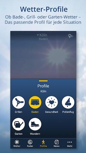 Wetter.de screenshot 3