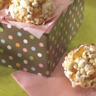 Marmalade Popcorn Balls