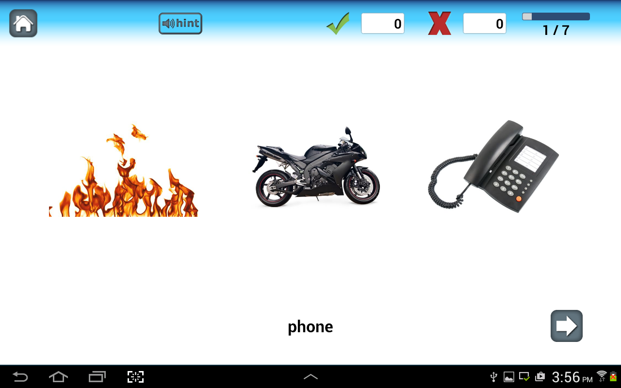 Language Therapy Lite- screenshot