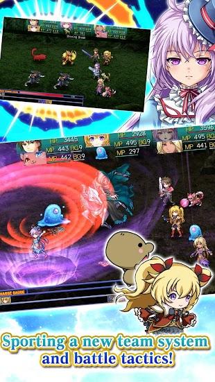 RPG Asdivine Hearts 2- screenshot thumbnail