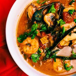 Cioppino (Fisherman'S Stew) Recipe