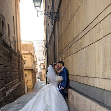 Fotografo di matrimoni Francesco Rimmaudo (weddingtaormina). Foto del 01.03.2018