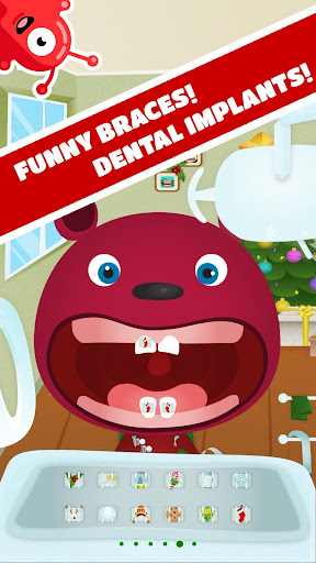 Tiny Dentist Christmas android2mod screenshots 3