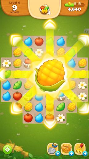 Garden Harvest Link Match apkdebit screenshots 3