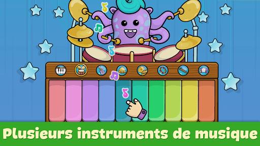 Piano bébé – jeux pour enfants  captures d'écran 2