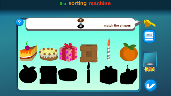 Sorting Machine - Full Version Screenshot