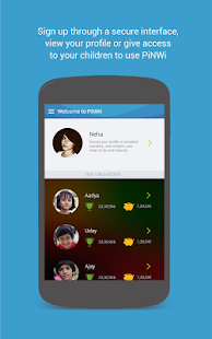 PiNWi: Interest Mapping App- screenshot thumbnail