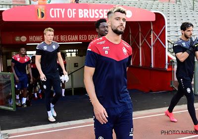 Deux absents à l'Antwerp, pas de blessure mais bien des choix de Leko