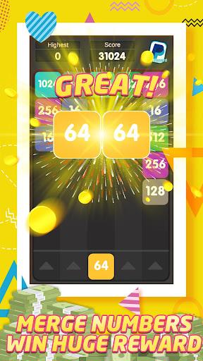 Merge Numbers-2048 Shoot 1.0.2 screenshots 1
